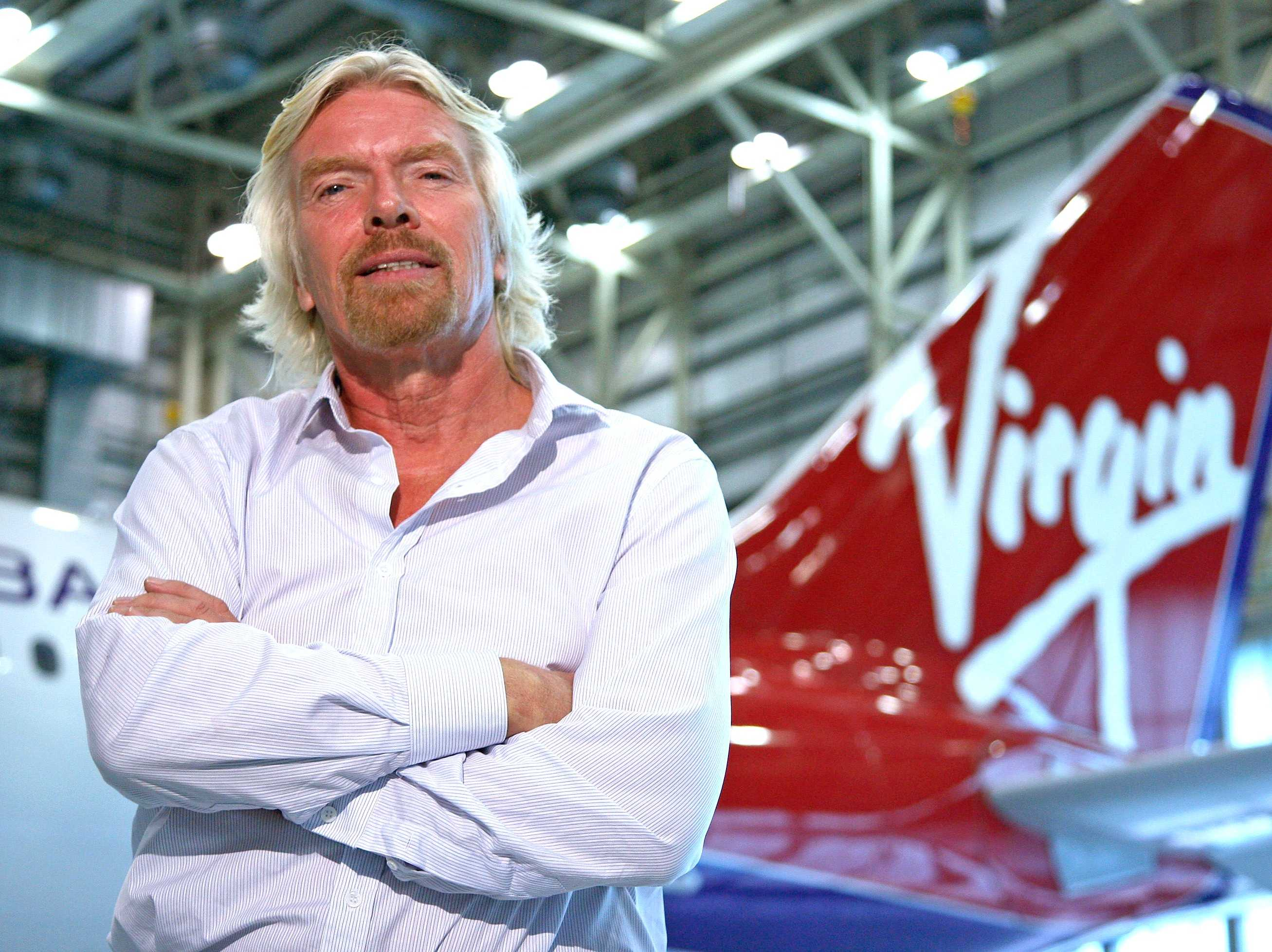 richard branson management style Sir richard branson with his creative spirit  branson's leadership style is transformational but it is focused on reputational branding rather.